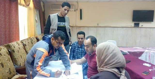 """ورشة عمل المحليات للشباب"""" الإدارة المحلية في الدستور"""""""